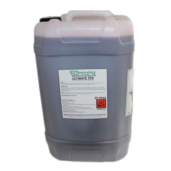 Picture of ULTIMATE TRAFFIC FILM REMOVER - 25 Litre F109