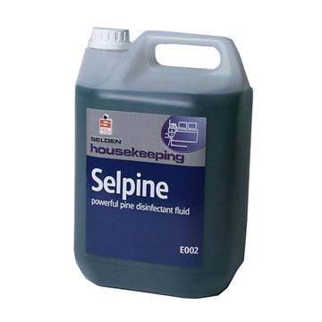 Picture of SELDEN SELPINE DISINFECTANT - 5 Litre E002