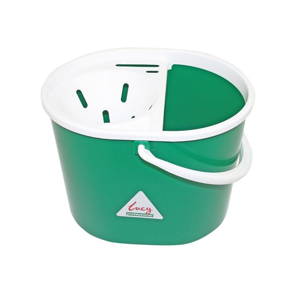 Picture of LUCY PLASTIC MOP BUCKET GREEN