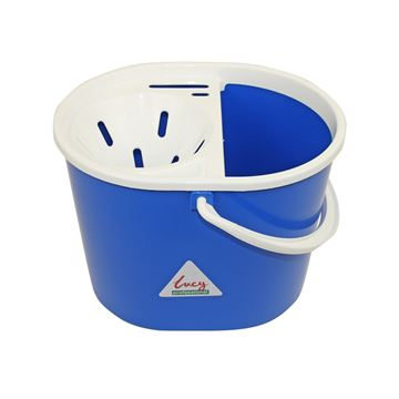 Picture of LUCY PLASTIC MOP BUCKET BLUE