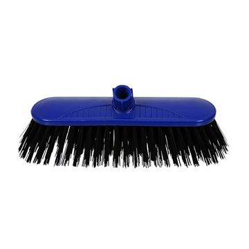 "Picture of 10.5"" INTERCHANGE SOFT BROOM HEAD BLUE"