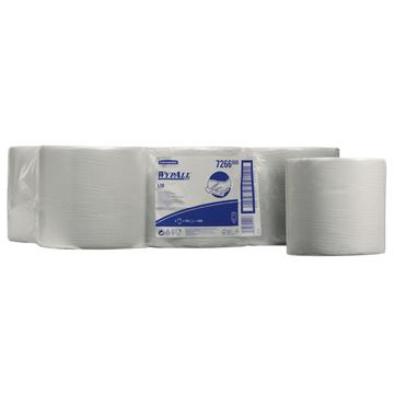 Picture of KIMBERLY CLARK 7266 WYPALL L10 (Case of 6)