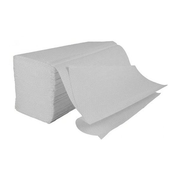 Picture of V FOLD HAND TOWEL 2 PLY WHITE (Case of 4000)