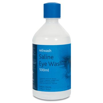 Picture of EYE WASH SOLUTION - 500ml