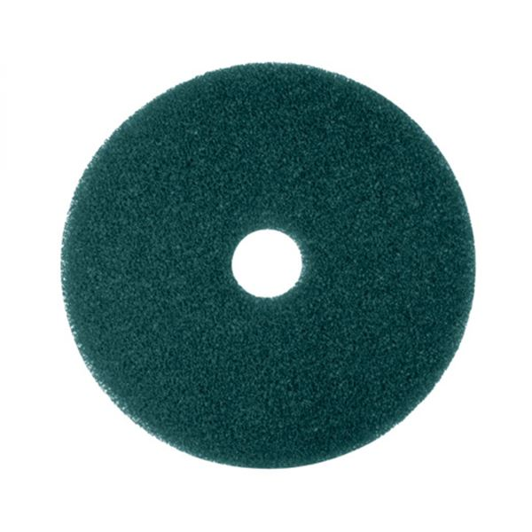 "Picture of 14""  GREEN FLOOR PAD"