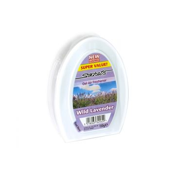 Picture of SHADES SOLID AIR FRESHENER WILD LAVENDER