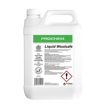 Picture of PROCHEM WOOLSAFE - 5 Litre S781