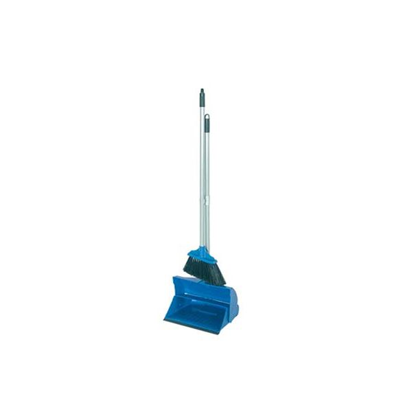 "Picture of 10"" WIDE LOBBY BRUSH SET - Blue"