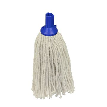 Picture of ECLIPSE PLY MOP HEAD BLUE (Compatible with EXEL)