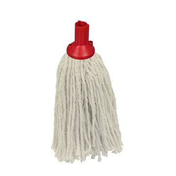 Picture of ECLIPSE PLY MOP HEAD RED (Compatible with EXEL)