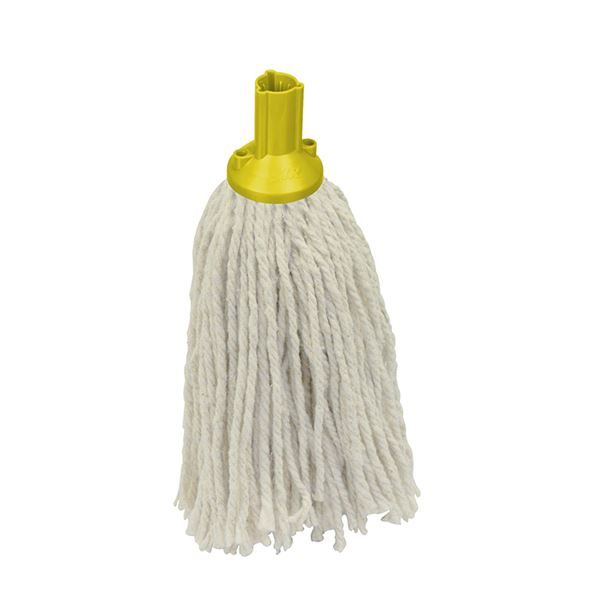 Picture of ECLIPSE PLY MOP HEAD YELLOW (Compatible with EXEL)