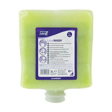 Picture of DEB LIME HAND SOAP - 2 Litre (Case of 4)