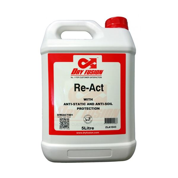 Picture of DRY FUSION RE-ACT - 5 Litres - (Case of 4)