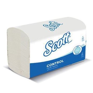 Picture of KIMBERLY CLARK WHITE 1PLY H/TOWEL 6663