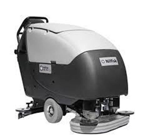 Picture of ONE WEEK HIRE OF NILFISK BA651 SCRUBBER DRYER