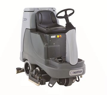Picture of ONE WEEK HIRE OF NILFISK BR755 SCRUBBER DRYER