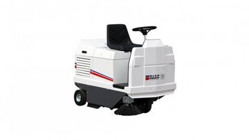 Picture of ONE WEEK HIRE OF DULEVO 75EH SWEEPER