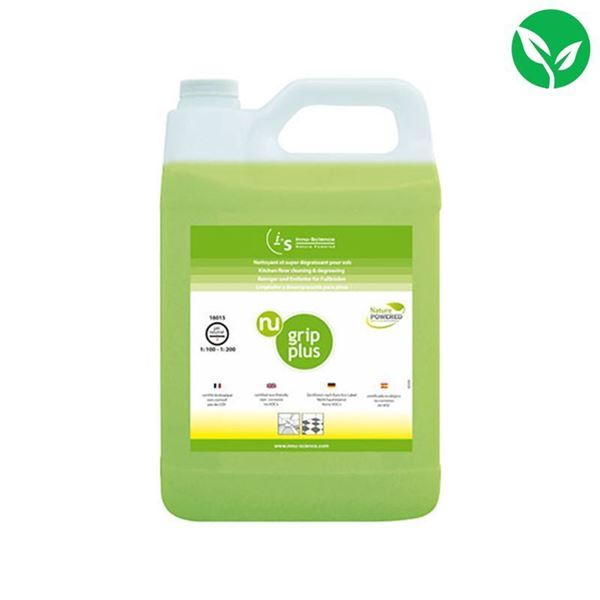 Picture of InnuScience Nu-Grip Kitchen Degreaser and Floor Cleaner - 5 Litre