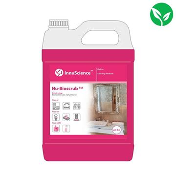 Picture of InnuScience Nu-Bioscrub Washroom Cleaner and Descaler - 5 Litre