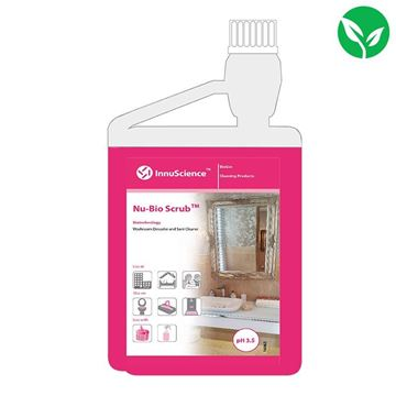 Picture of InnuScience Nu-Bioscrub Washroom Cleaner and Descaler - 900ml