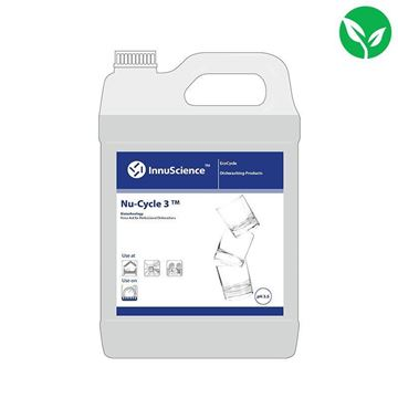 Picture of InnuScience Nu-Cycle 3 Dishwasher Liquid - 5 Litre
