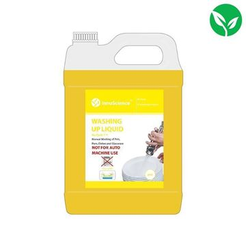 Picture of InnuScience Nu-Cycle 7 Washing Up Detergent - 5 litre