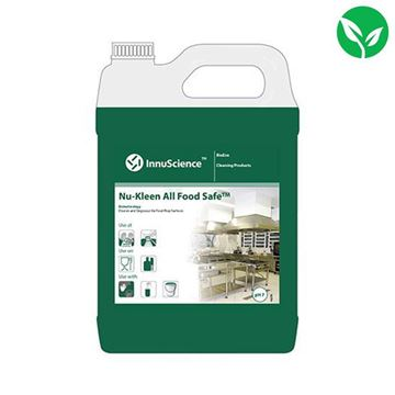 Picture of Innuscience Nu-Kleen All Food Safe - 5 litre