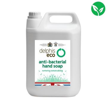 Picture of Delphis Eco Anti-Bacterial Hand Soap - 5 Litre