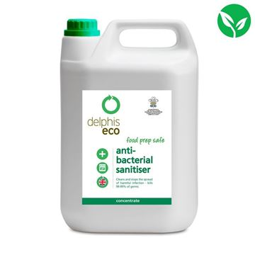 Picture of Delphis Eco Anti-Bacterial Concentrated Sanitiser - 5 Litre (Case of 2)