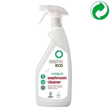 Picture of Delphis Eco Washroom Cleaner Refillable Bottle - 750ml (Case of 6)
