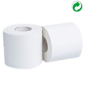 Picture of 100% Recycled 320 Sheet Toilet Roll (Case of 36)