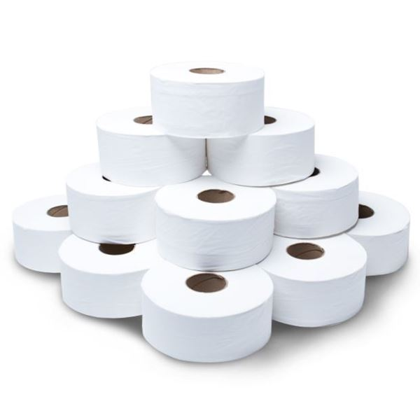 Picture of SCOTT JUMBO TOILET TISSUE 200M CASE 12