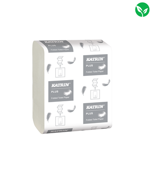 Picture of Katrin Eco Plus 2-Ply Bulk Pack Toilet Tissue (Pack of 40) - 56156