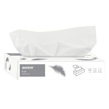 Picture of KATRIN PLUS FACIAL TISSUE C/S40 11797