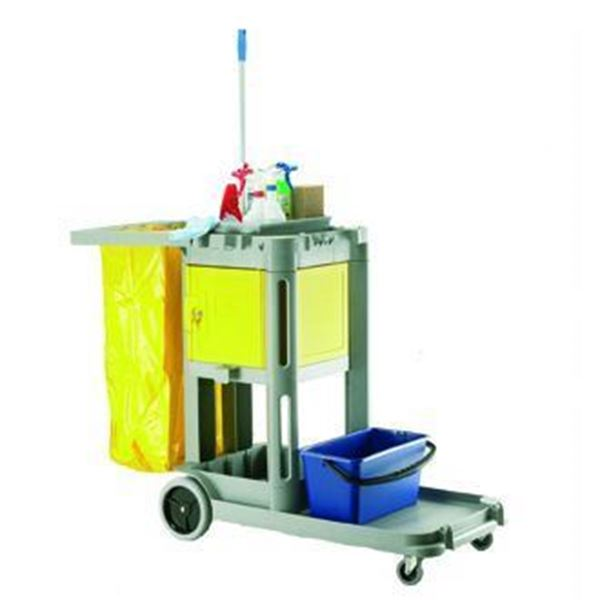 Picture of Structocart Carry All Mobile Cleaners Trolley