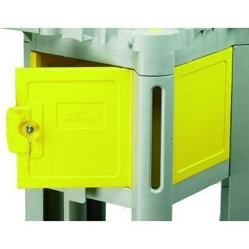 Picture of Structocart Lockable Safe Storage Box