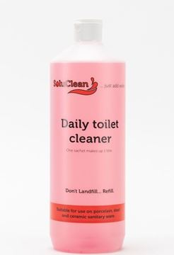 Picture of SoluPak SoluClean Daily Toilet Cleaner Refillable Bottle