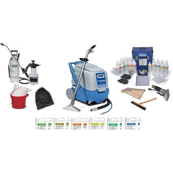 Picture of Prochem Steempro Powerflo Carpet Cleaning Machine Starter Package