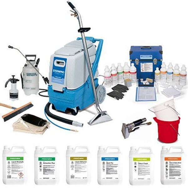 Picture of Prochem Steempro Powermax Carpet Cleaning Machine & Starter Package