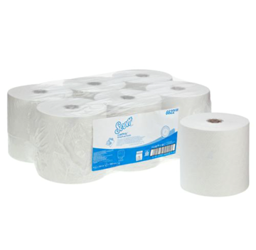 Picture of Scott® ControlTM 1ply Ecolabel Rolled Hand Towels  (Pack of 6 Rolls) - 6622