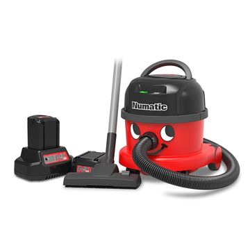 Picture of Numatic NBV240NX Pro Cordless Vacuum - Complete With 2x NX300 Batteries