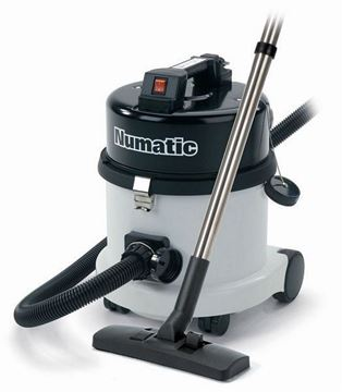 Picture of Numatic CRQ370-2 Cleanroom Class 100 Compact Vacuum Cleaner - 230v